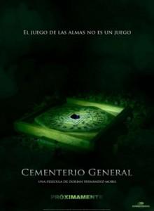 cementerio general affiche