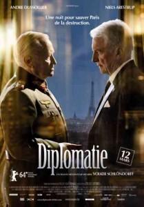 diplomatie affiche
