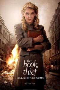 la voleuse de livres affiche