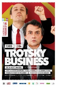trotsky business affiche