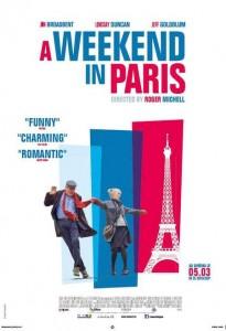 un week end a paris affiche