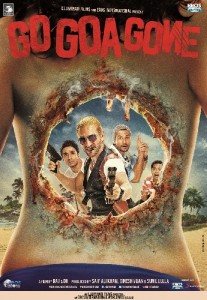 go goa gone affiche