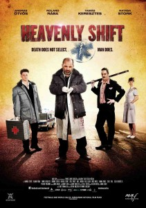 heavenly shift affiche