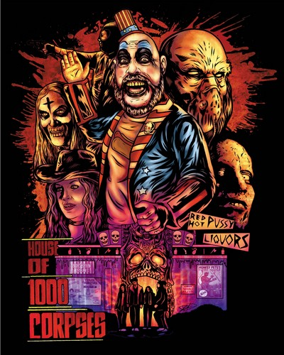 house of 1000 corpses RD1