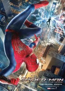 the amazing spider man affiche