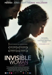the invisible woman affiche