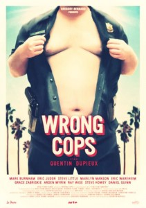 wrong cops affiche