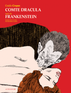 compte dracula suivi de frankenstein couverture