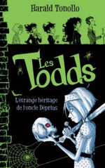 lers todds tome 1 couverture
