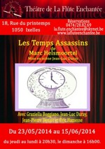les temps assassins flute enchantee affiche