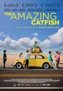 the amazing catfish affiche
