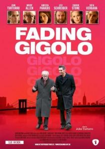 fading gigolo affiche