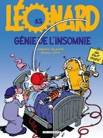 leonard 45 couverture