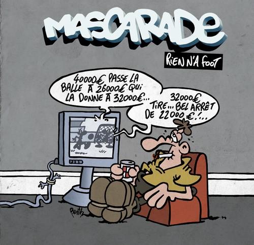 Mascaradeep