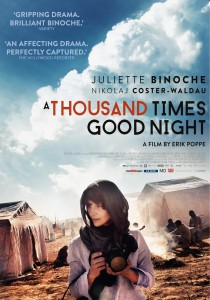 a thousand times good night affiche
