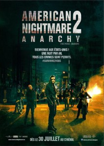 american nightmare anarchy affiche