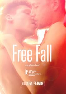 free fall affiche