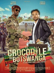 le crocodile du botswanga affiche