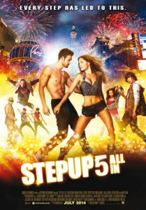 step up 5 affiche