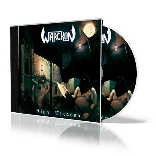 WARCKON (New CD 2014)Artwork