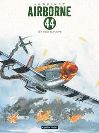 airborne 44 s'il faut survivre couverture