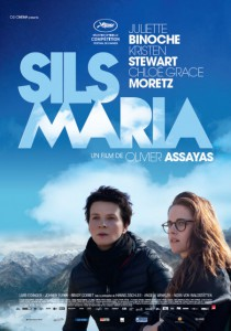 clouds of sils maria affiche