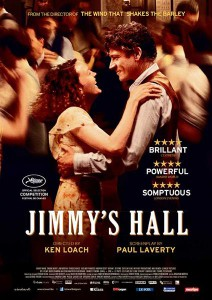 jimmys hall affiche