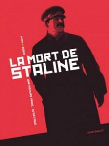la mort de staline integrale couverture
