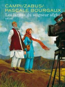 les larmes du seigneur afghan bd couverture