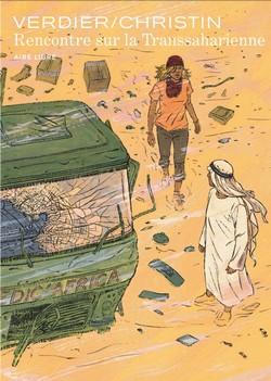 rencontre sur la transsaharienne couverture