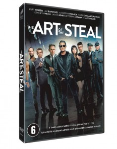 the art of the steal dvd