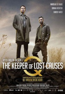 the keeper of lost causes affiche