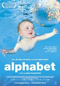 alphabet affiche