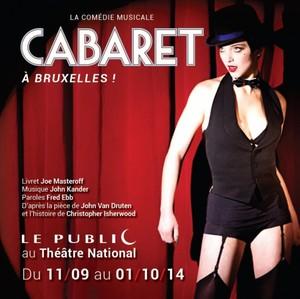 cabaret le public affiche