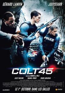 colt 45 affiche