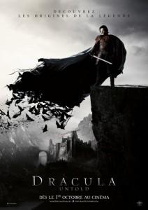 dracula untold affiche