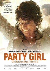 party girl affiche