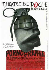 pornographie poche affiche