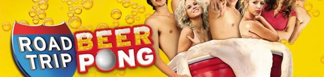 road trip beer pong