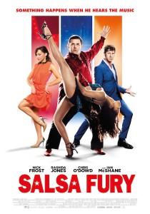 salsa fury affiche
