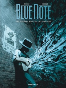 blue note tome 2 dargaud couverture