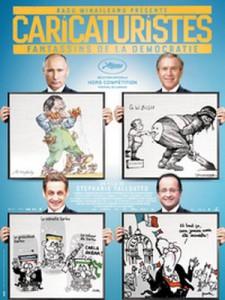 caricaturistes fantassins de la democratie film