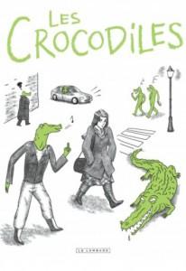 les crocodiles le lombard couverture