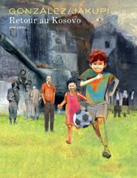 retour au kosovo couverture