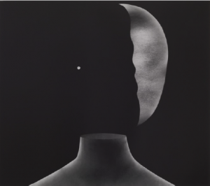 David Lynch. Head #15, 2013