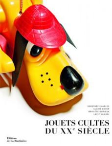 Les jouets cultes du XXe siècle couverture