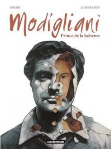 Modigliani, Prince de la Bohème couverture