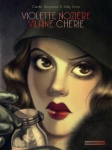 Violette Nozière, vilaine chérie couverture