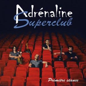 adrenaline superclub pochette