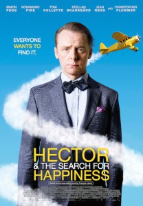 hector et la recherche du bonheur affiche